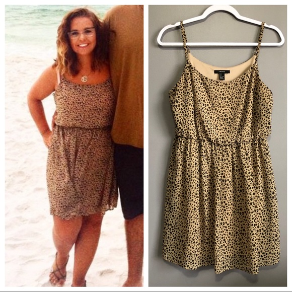 Forever 21 Dresses & Skirts - Forever21 • Leopard Print Dress